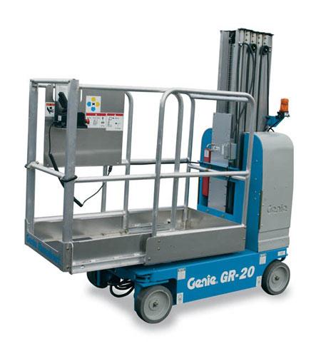 Genie Gr 20 Runabout Workplatform Ltd
