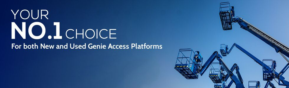 Your choice for Genie Access Platforms