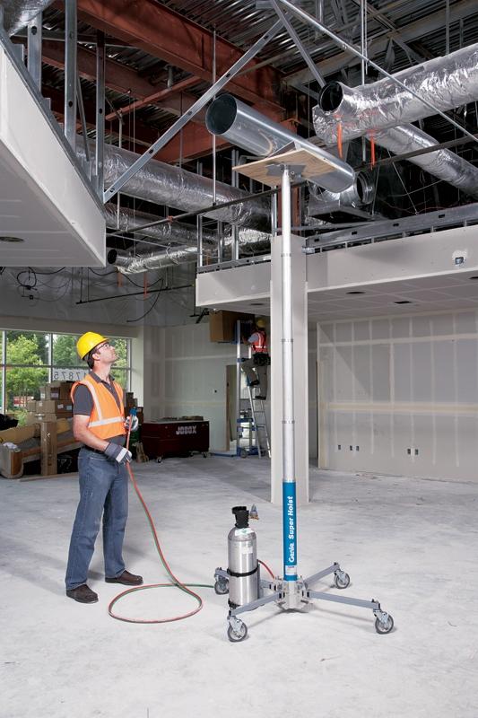 Genie Gh5 6 Super Hoist Material Lift Workplatform