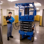 Genie GS2046 Electric Scissor Lift