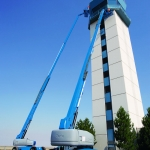 Genie S125 Telescopic Boom Lift