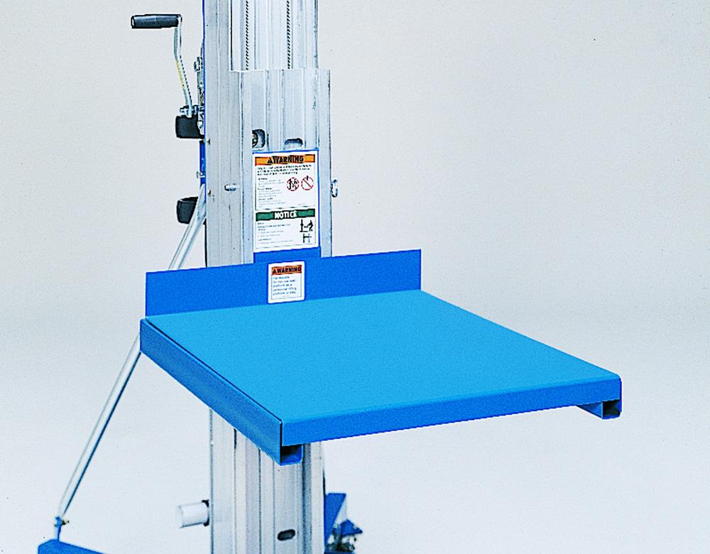 genie sla10 superlift advantage material lift
