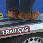 541-1110 Scissor Lift Trailer