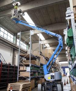 Z 33 in factory