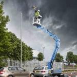 Genie Z33/18 Electric Articulating Boom Lift