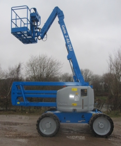 Used Genie Z45/25J RT 4WD Yr 2006 3648 Hours
