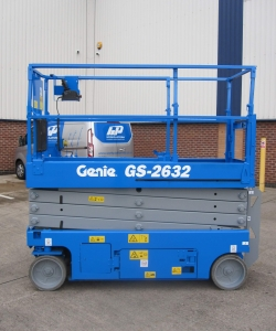 Used Genie GS2632 WP5842-1