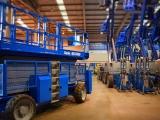 workplatform warehouse with genie products