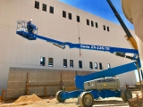 cairo dealer picture of Genie boom at work