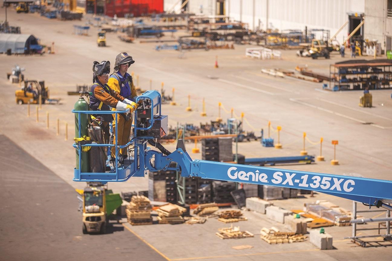 Genie SX 135XC 3 low res