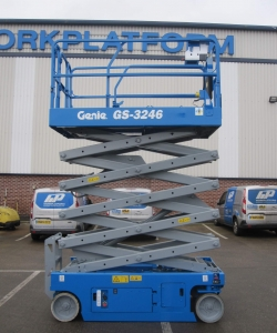 Used Genie GS3246 WP6830 1