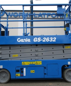 Used Genie GS2632 WP7210 2