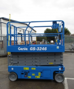 Used Genie GS3246 WP7225 1