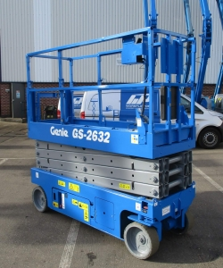 Used Genie GS2632 WP7203 3
