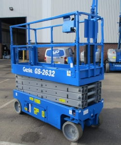 Used Genie GS2632 WP7211 3