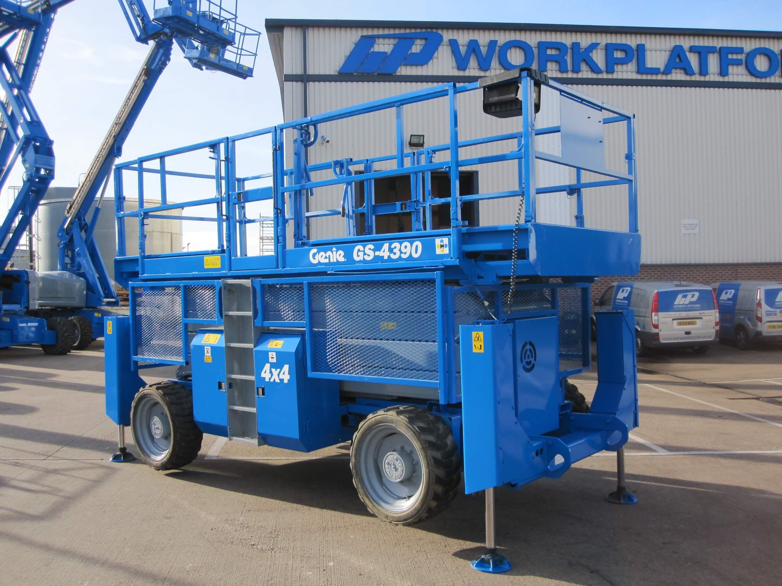Used Genie GS4390 OR WP5441 10