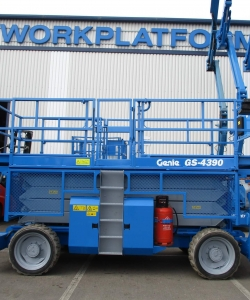 Used Genie GS4390 WP7150 1
