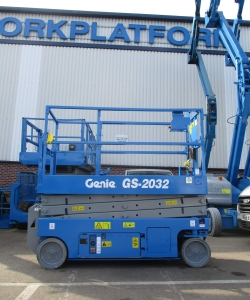 Used Genie GS2032 WP9031 1