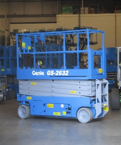 Used Genie GS2632 WP8846 3