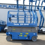 Used Genie GS2646 WP7214 1