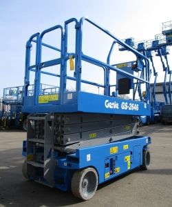 Used Genie GS2646 WP7214 5