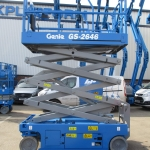 Used Genie GS2646 WP7214 7