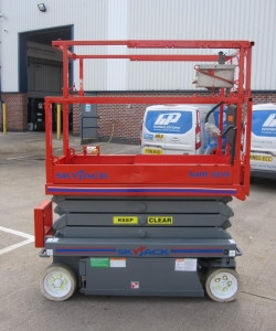Used Skyjack SJ3219 WP6637 2