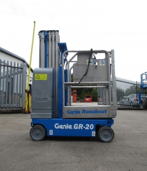 Used Genie GR20 WP9050 4