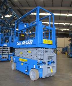 Used Genie GS1932 WP8487 2