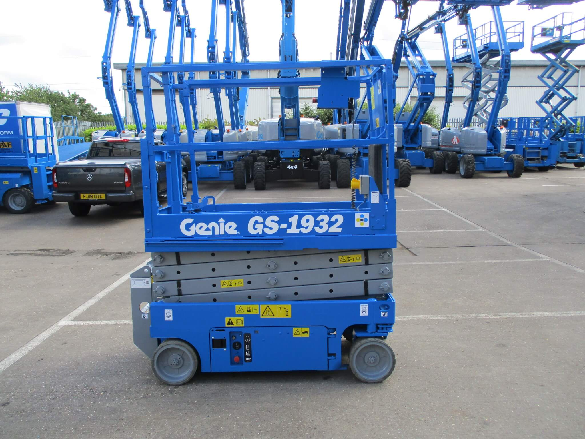 Used Genie GS1932 WP9020 1