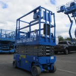 Used Genie GS1932 WP9020 3