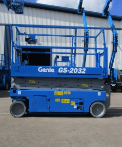 Used Genie GS2032 WP9033 7