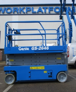 Used Genie GS2646 WP8498 1
