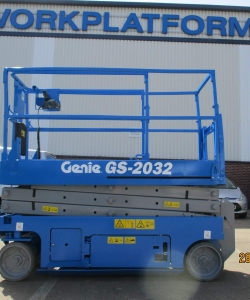 Used Genie GS2032 WP9040 2