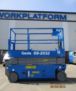 Used Genie GS2032 WP9041 2
