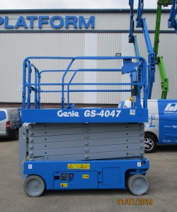 Used Genie GS4047 WP9190 2