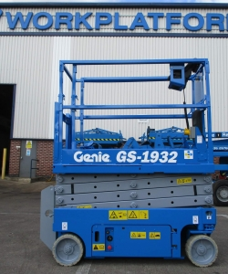 Used Genie GS1932 WP9181 4