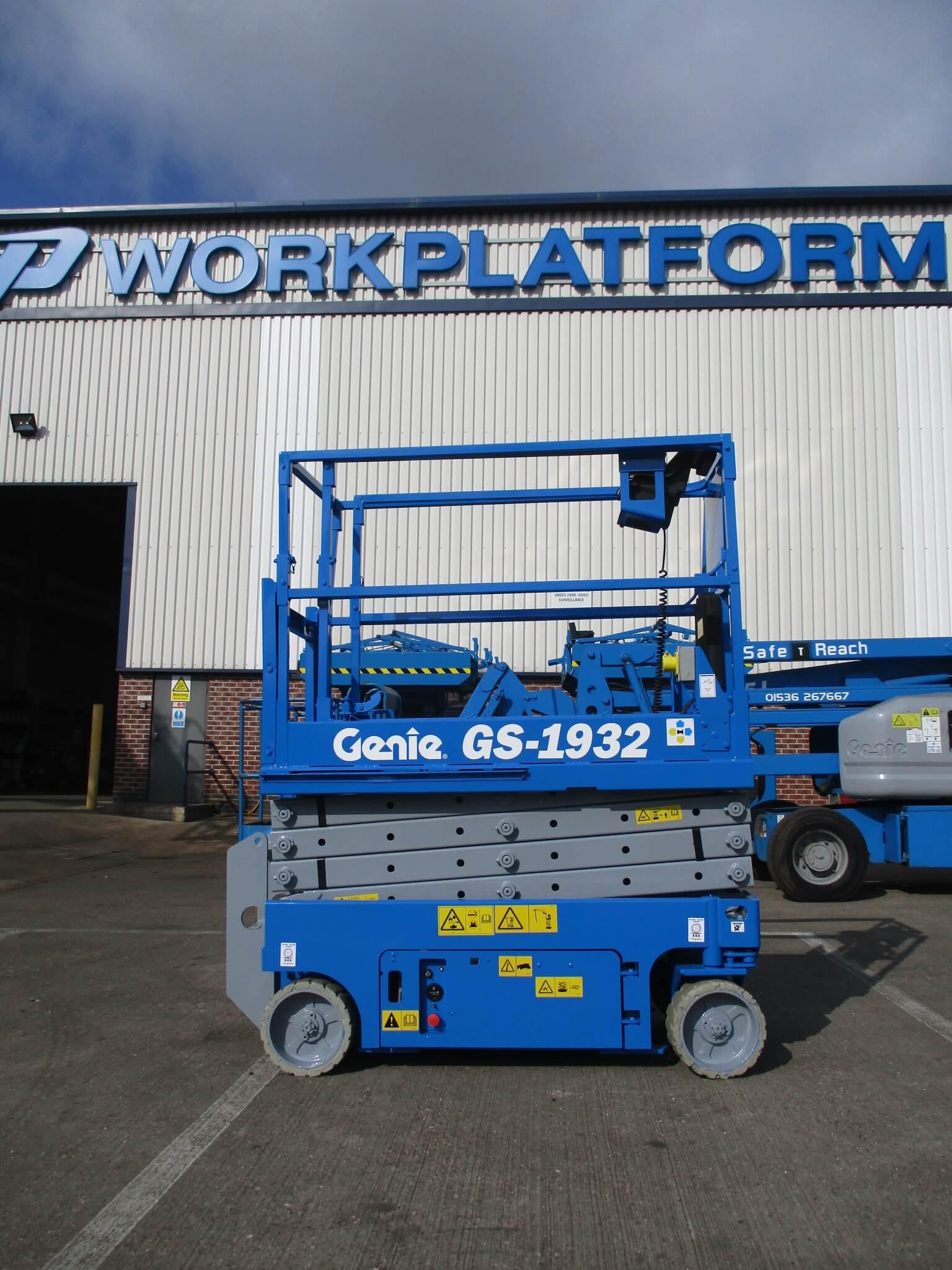 Used Genie GS1932 WP9182 1