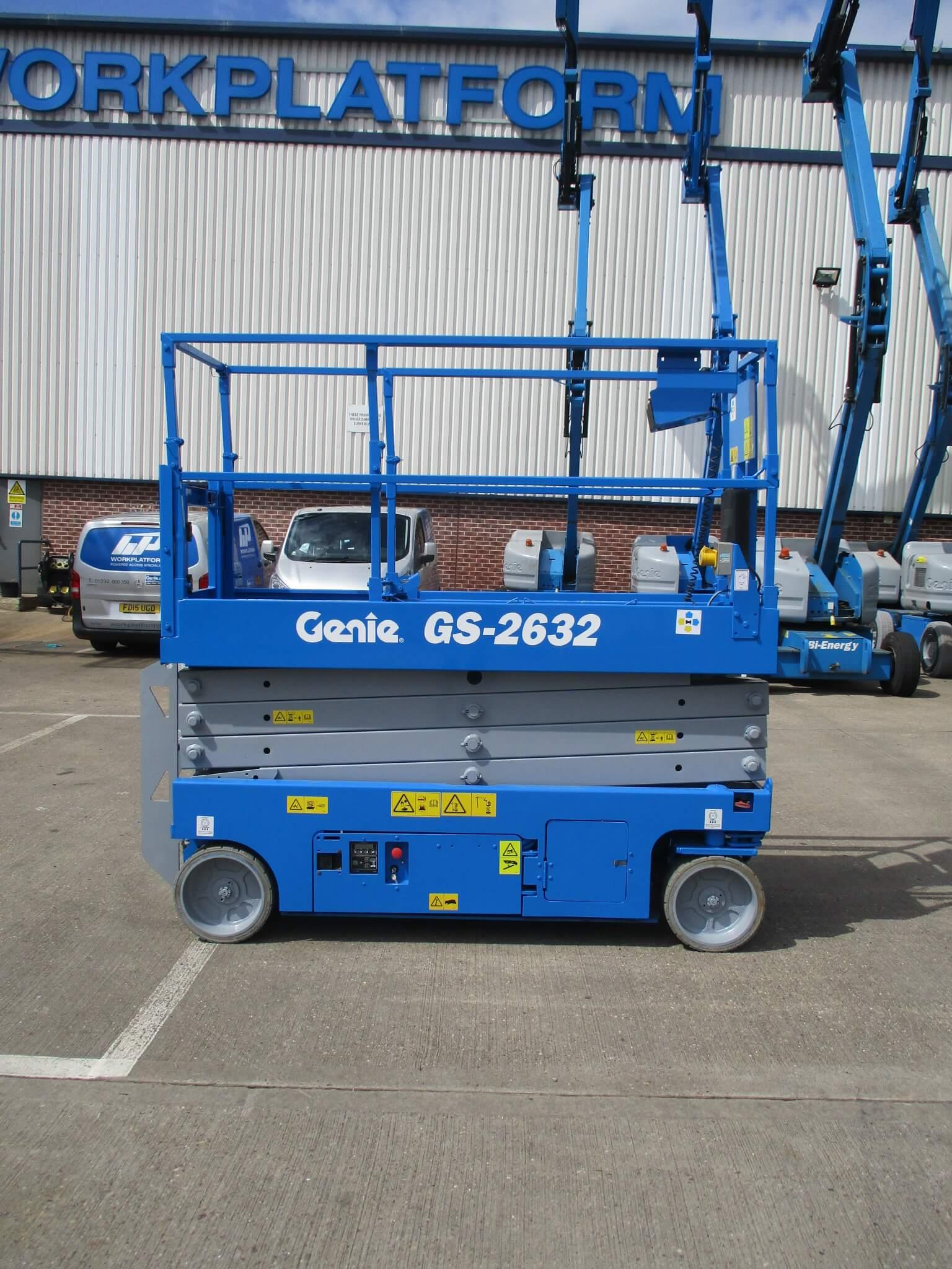 Used Genie GS2632 WP9244 1