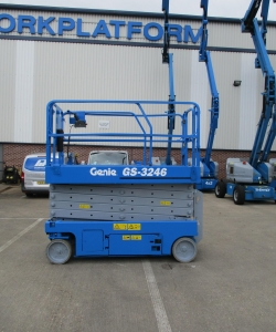 Used Genie GS3246 WP9311 1