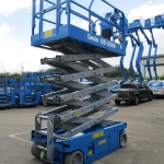Used Genie GS3246 WP9311 9