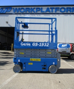 Used Genie GS1932 WP6532 1