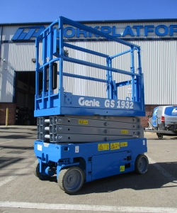 Used Genie GS1932 WP7172 1