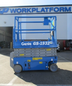 Used Genie GS1932 WP9697 1