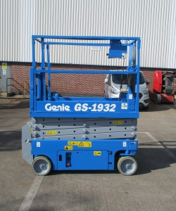 Used Genie GS1932 WP9699 1