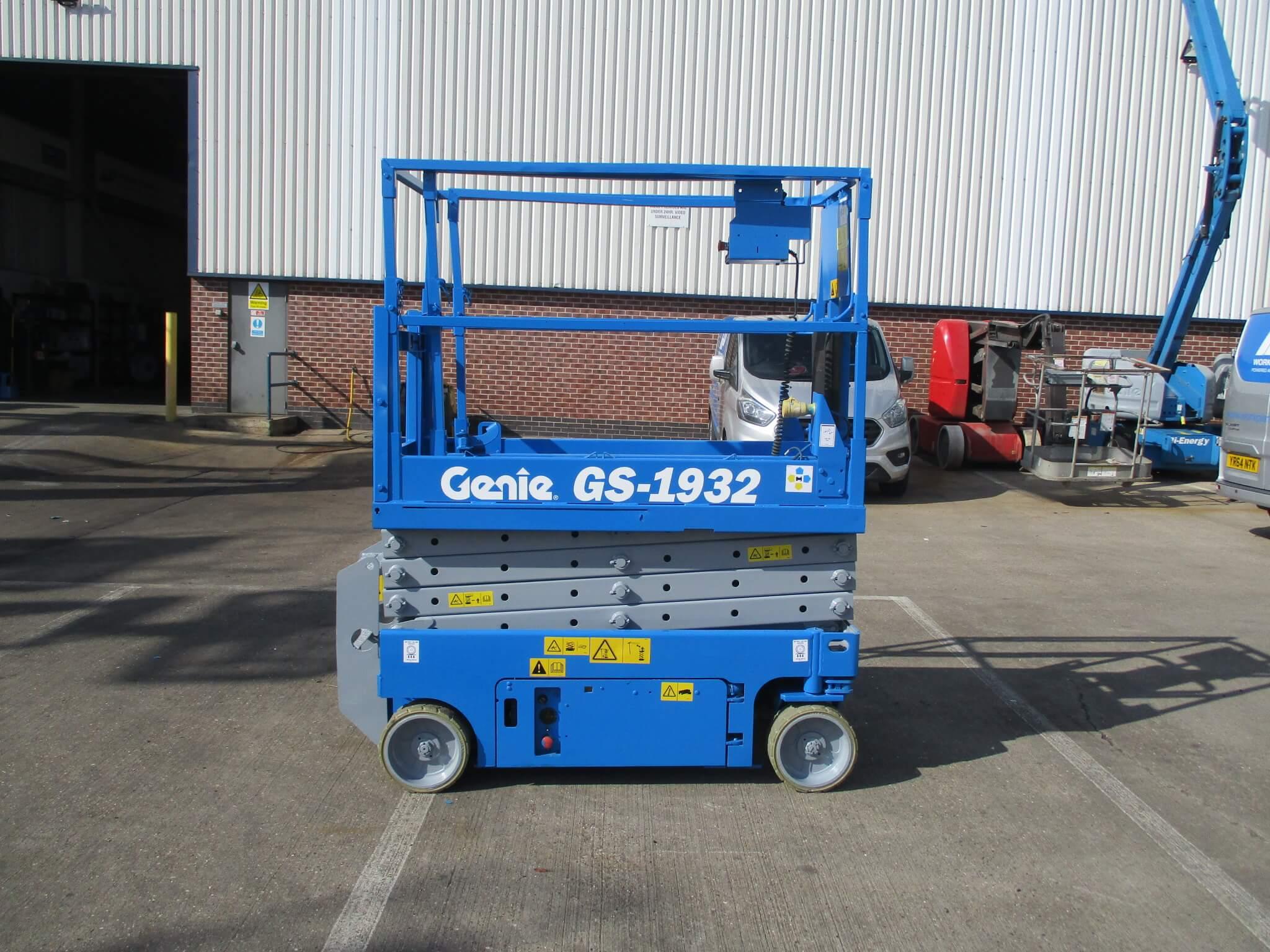 Used Genie GS1932 WP9699 1