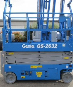 Used Genie GS2632 WP6981 1