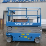 Used Genie GS2632 WP6983 1