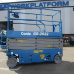 Used Genie GS2632 WP6984 1