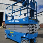 Used Genie GS2632 WP6984 4